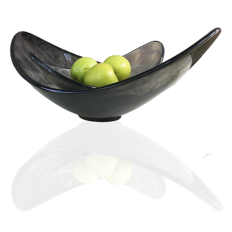 Charcoal Scoop Bowl